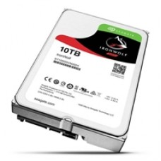 "Seagate IronWolf ST10000VN0004 10TB NAS Hard Drive 3.5"" SATA III 6GB's 7200RPM 256MB Cache"