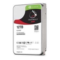 "Seagate IronWolf ST12000VN0007, 12TB NAS Hard Drive 3.5"" SATA III 6GB's 7200RPM 256MB Cache"