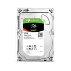 "Seagate FireCuda ST1000DX002 1TB/8GB MLC 3.5"" 7200RPM 64mb Cache SATA III Hybrid Internal Hard Drive"