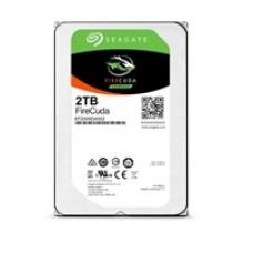 "Seagate FireCuda ST2000DX002 2TB/8GB MLC 3.5"" 7200RPM 64 mb Cache SATA III Hybrid Internal Hard Drive"