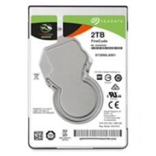 """Seagate Firecuda ST2000LX001 2TB  2.5"""" 7mm SATA III 6GB's 5400RPM 128MB Cache Internal Hard Drive"""