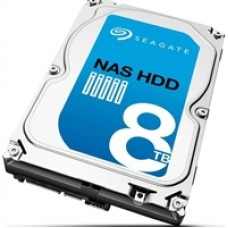 "Seagate IronWolf NAS ST8000VN0022 8TB 3.5"" 7200RPM 256MB Cache Sata III Internal Hard Drive"
