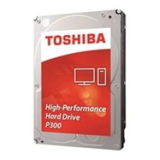 "Toshiba P300 HDWD120UZSVA 2TB 3.5"" 7200RPM 64MB Cache SATA III Internal Hard Drive"