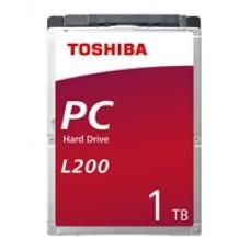 """Toshiba L200 1TB 2.5"""" SATA HDD/Hard Drive"""