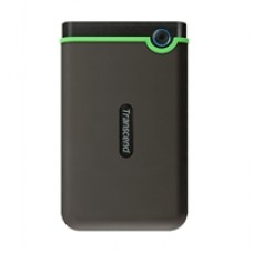 "Transcend 500GB, StoreJet2.5"" M3S, Portable HDD,IronGreySlim"