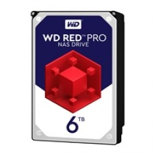 WD Red Pro 6TB 3.5 SATA 128MB Internal Hard Drive