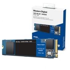 WD Blue SN550 WDS250G2B0C 250GB M.2 PCIe NVMe SSD
