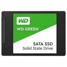 Green SSD WDS480G2G0A - Solid state drive - 480 GB - internal - 2.5 - SATA 6Gb/s