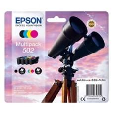 Epson 502 Binocular Multipack inks
