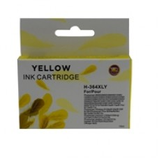 364 XL HP Compatible Yellow Replacement Ink