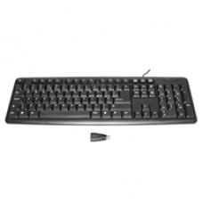 Evo Labs E2106C USB & PS2 Desktop Keyboard