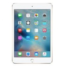 Apple iPad Mini 4 128GB 7.9 Inch iOS Tablet Gold Cellular MK8F2B/A