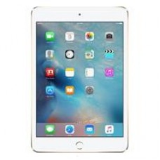 Apple iPad Mini 4 128GB 7.9 Inch iOS Tablet Gold MK9Q2B/A
