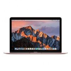 Apple MacBook Intel m3 1.2GHz Dual Core 8GB RAM 256GB SSD 12inch Retina Display macOS Rose Gold