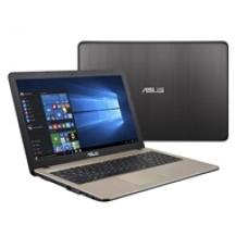 ASUS VivoBook X540NA Intel Celeron N3350U Processor 4GB RAM 1TB Hard Drive Windows 10 Home 15.6 inch Laptop Chocolate Black