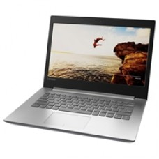 Lenovo 80XK0124UK IdeaPad 320 Intel Core i3-7100U 8GB RAM 128GB SSD 14 inch Full HD Windows 10 Home Laptop Grey