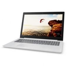 LENOVO IdeaPad 320 Intel Pentium N4200 4GB RAM 240GB SSD 15.6 inch Windows 10 Home Laptop in White