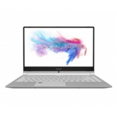 MSI PS42 Modern Intel i5-8250U Quad-Core 8GB RAM 256GB NVMe SSD 14 Inch IPS Full HD Windows 10 Home Laptop Silver