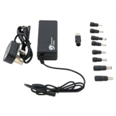 Powercool Universal 65W Auto Sense Power Adapter (8 tips)