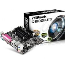 ASRock Q1900B-ITX Intel Embedded Celeron J1900 Mini ITX VGA/HDMI DDR3 USB 3.1 Motherboard