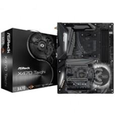ASRock X470 Taichi AMD Socket AM4 ATX DDR4 HDMI USB 3.1 Motherboard