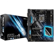 ASRock Z370 Extreme4 Intel Socket 1151 Coffee Lake ATX DDR4 D-Sub/DVI-D/HDMI Ultra M.2 USB 3.1 Motherboard