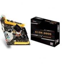 Biostar A10N-8800E AMD Embedded FX-8800P Quad Core DDR4 Mini ITX HDMI/VGA USB 3.1 M.2 Motherboard