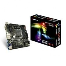 Biostar B450GT3 AMD Socket AM4 Micro ATX DVI-D/VGA/HDMI DDR4 USB C 3.1 RGB Motherboard
