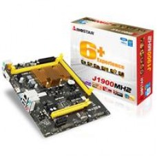 Biostar J1900MH2 Embedded Intel Quad Core Celeron J1900 Micro ATX VGA/HDMI USB 3.0 Motherboard