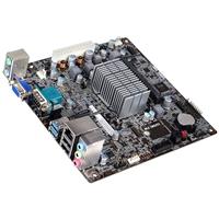 ECS EliteGroup BSWI-D2-J3060 Intel Embedded Braswell J3060 DDR3 Mini ITX VGA./HDMI USB 3.0 Motherboard