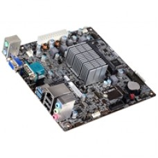 ECS EliteGroup BSWI-D2-J3060 Intel Embedded Braswell J3060 DDR3 Mini ITX VGA./HDMI USB 3.0 Motherboard