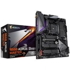 Gigabyte B550 AORUS MASTER AMD Socket AM4 ATX HDMI WiFi 6 M.2 RGB USB 3.2 Type-C Motherboard