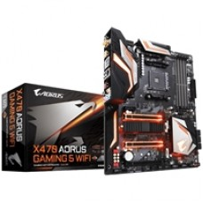 Gigabyte X470 AORUS Gaming 5 WIFI RGB AMD Socket AM4 Ryzen ATX HDMI USB C 3.1 Motherboard