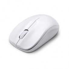 Compoint CP-M161W-W Wireless White Mouse