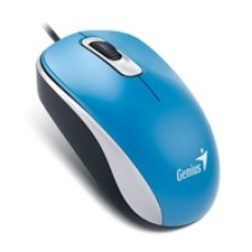 Genius DX-110 USB Blue Mouse