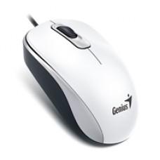 Genius DX-110 White USB Full Size Optical Mouse