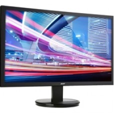 "Acer K222HQL 21.5"" LED Full HD Widescreen VGA/DVI Black Monitor"