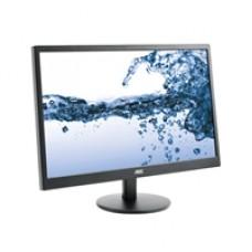 "AOC E2270SWDN 21.5"" LED Widescreen VGA DVI 5ms Monitor"