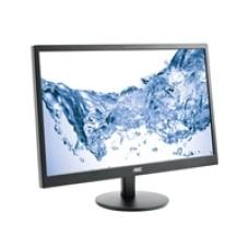 """AOC E2470SWH HD 24"""" HD Widescreen DVI VGA HDMI 1ms Monitor"""