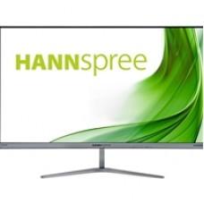 """Hannspree HS245HFB 23.8"""" IPS HDMI / VGA Speakers Frameless Black Monitor"""