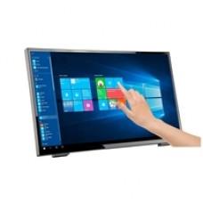 "Hannspree HT248PPB 23.8"" LED Widescreen VGA/HDMI/Display Port Touchscreen Monitor"