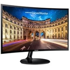 Samsung C24F390 24 LED Full HD VGA / HDMI Curved Monitor