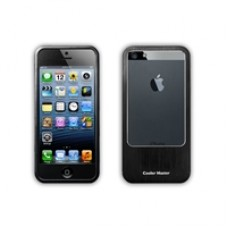 Cooler Master Mobile iPhone 5 5s SE Aluminum Bumper Black