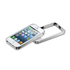 Cooler Master Mobile iPhone 5 5s & SE Aluminum Bumper Silver
