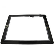 Economy iPad 4 Compatible Touch Screen Assembly Black Copy