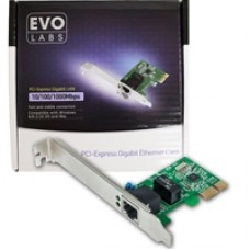Evo Labs PCI-Express Gigabit Network Card