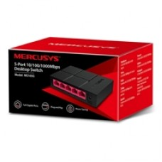 Mercusys MS105G 5 Port Gigabit Ethernet Network Switch