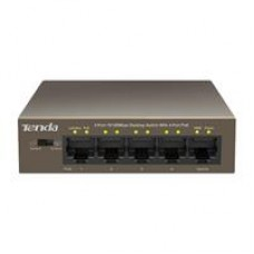 Tenda TEF1105P-4-63W 5 Port 10/100 Mbps Fast Ethernet PoE Switch