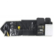 Sprotek 30-Piece Electronics Repair ToolKit in Rollable Bag