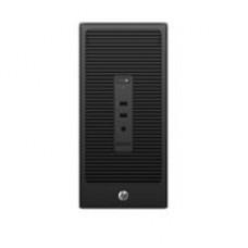 HP 285 G2 - Micro tower - 1 x A8 PRO-7600B / 3.1 GHz - RAM 4 GB - HDD 500 GB - DVD SuperMulti - Radeon R7 - GigE - Win 10 Pro 64-bit - monitor: none